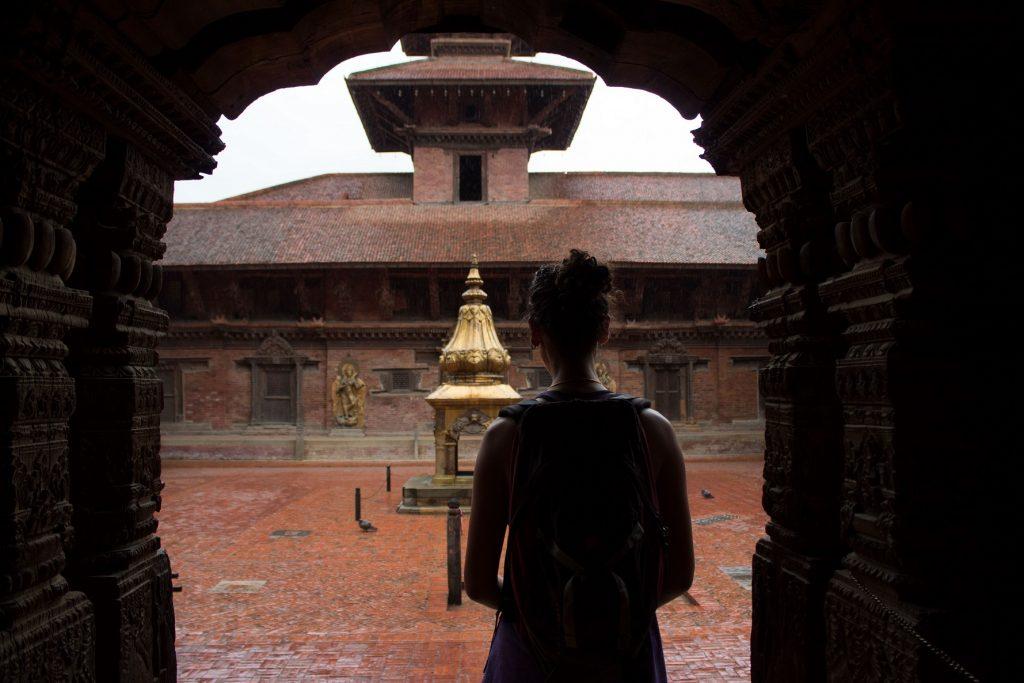 Nepal contraluz