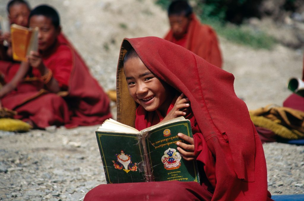 Nepal voluntariado budismo