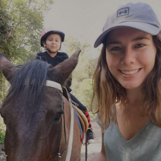 Voluntariado equinoterapia Bolivia