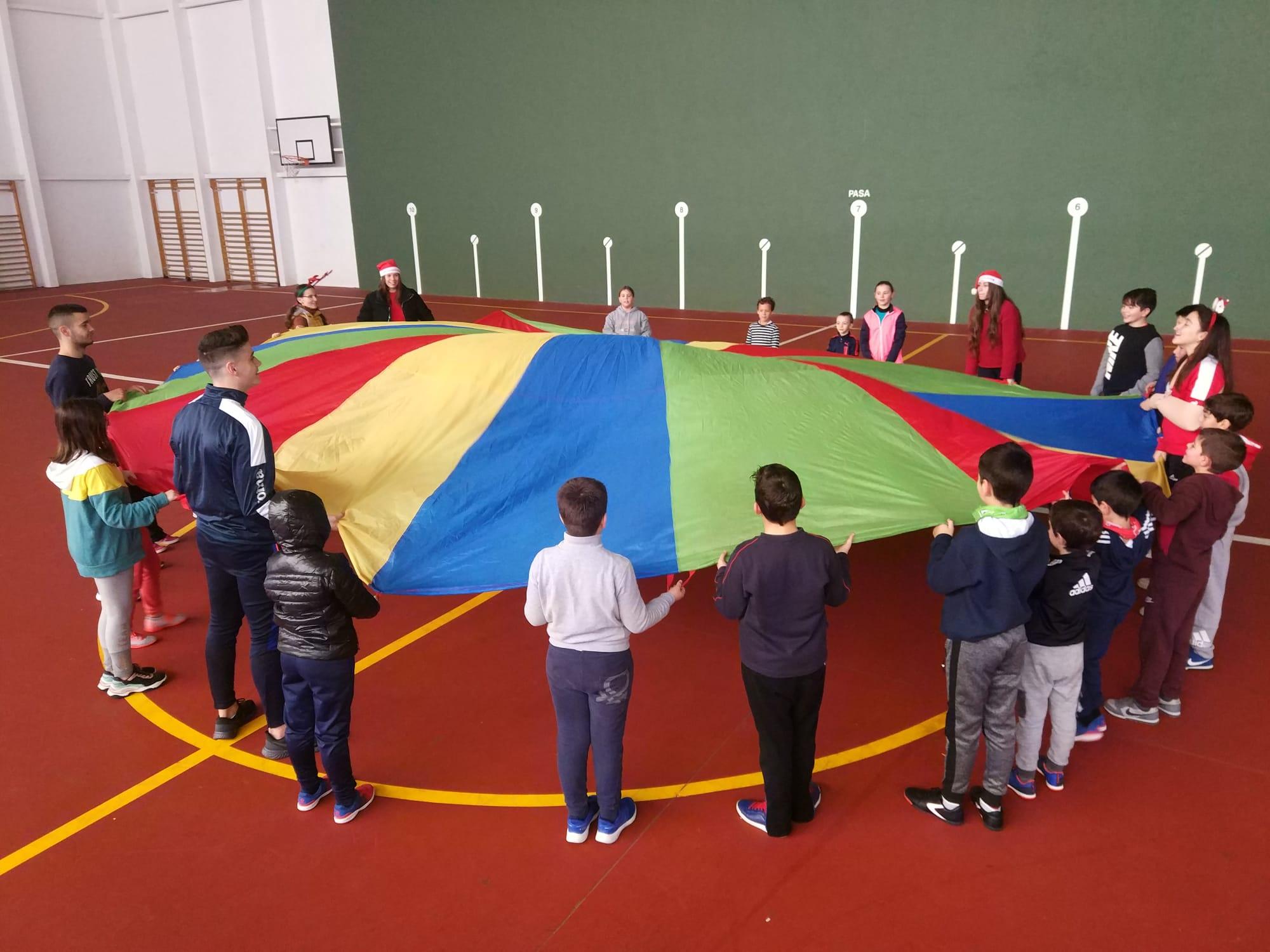 Proyectos solidarios en centros educativos 1
