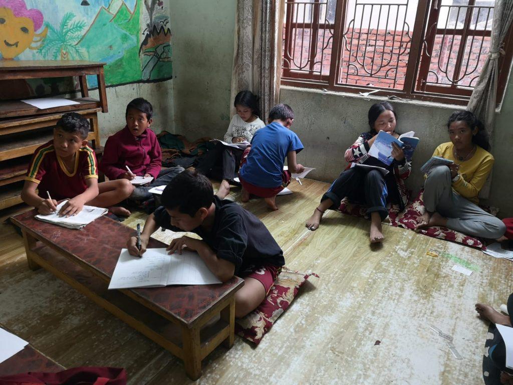 Educación en Nepal