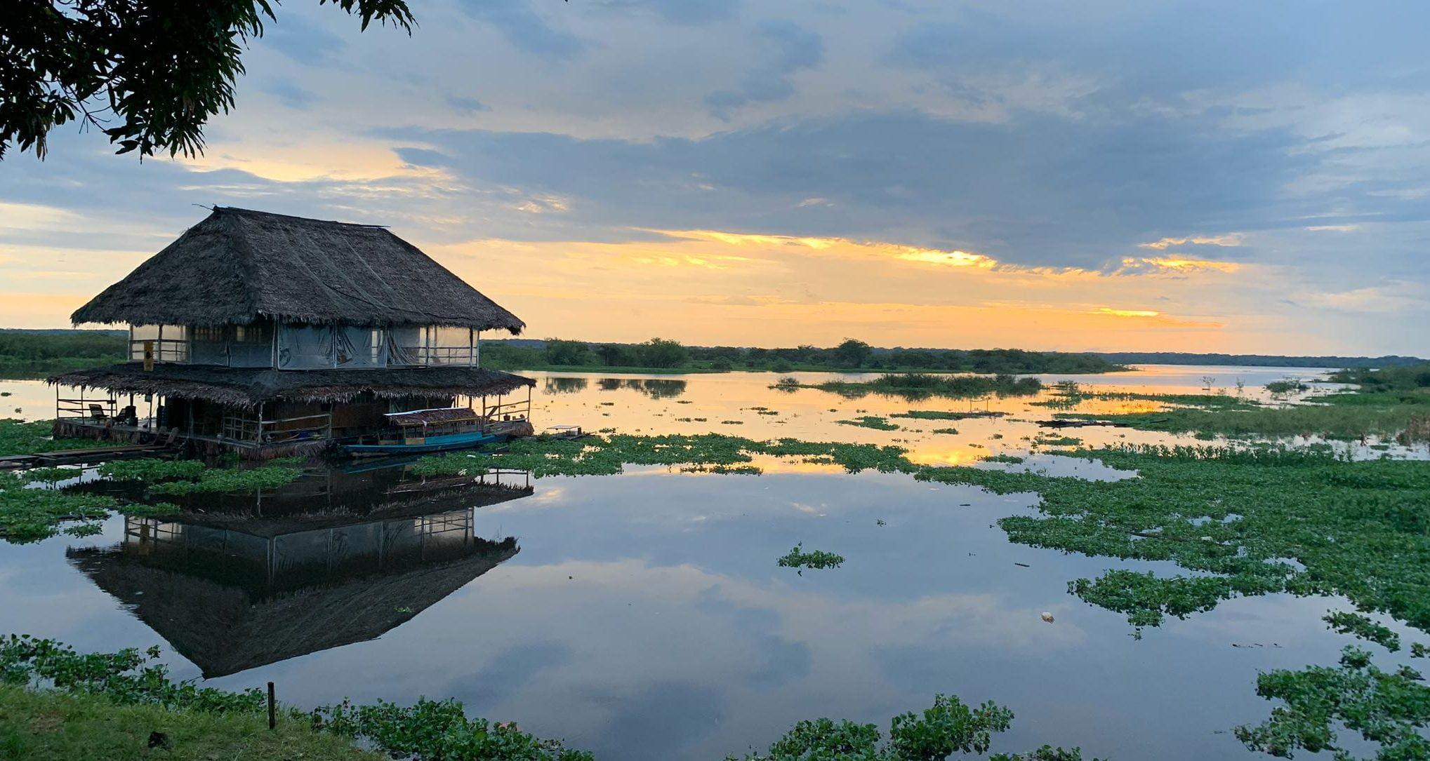 Viaje solidario Peru Iquitos