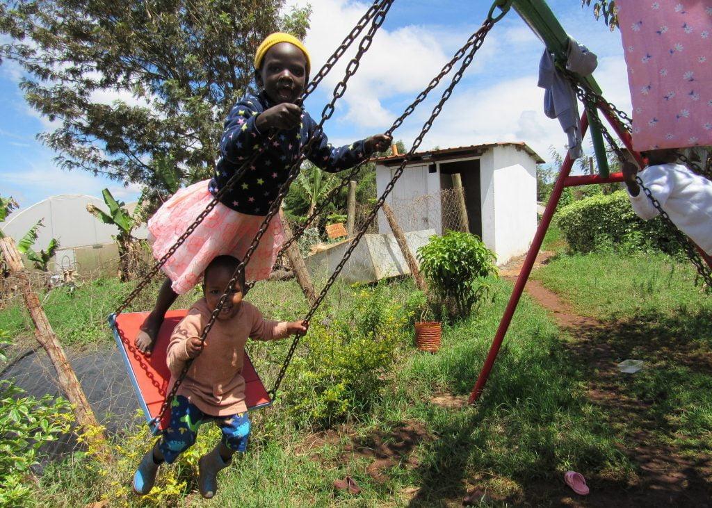 Centro acogida menores Kenia