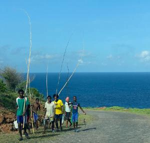 Pescadores de Cabo Verda
